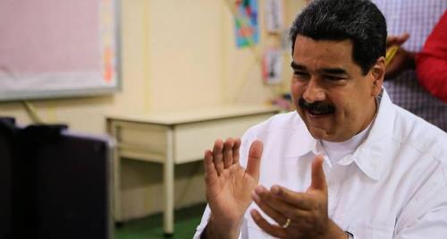 Presidente Maduro: Venezuela es ejemplo de democracia y de soberanía
