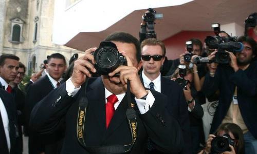 """""""Defendamos con la verdad a Venezuela"""": Presidente Maduro felicita a los periodistas en su día"""