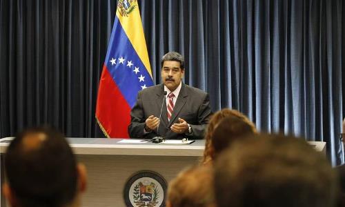 Presidente Maduro evaluó como positiva primera semana de diálogo nacional