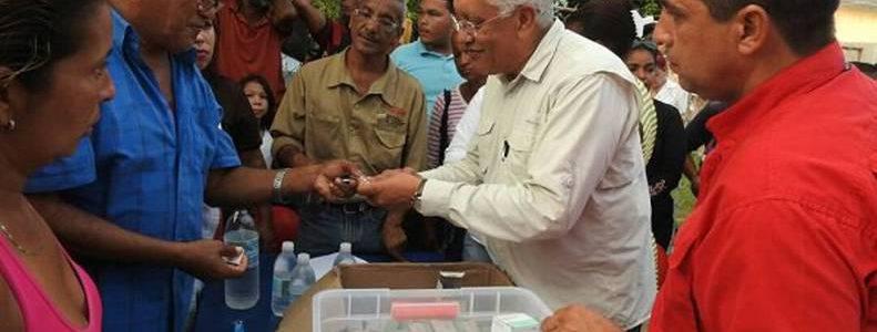Impulsan acciones en Bolívar para combatir enfermedades vectoriales y recuperar hospitales
