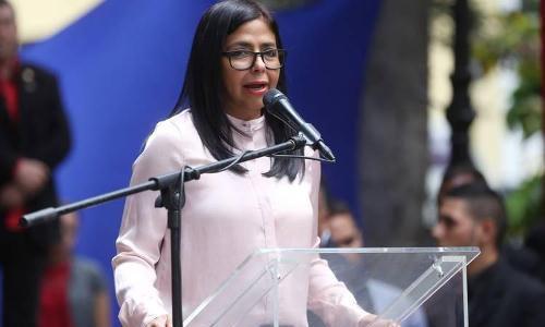 Delcy Rodríguez: A un año de la ANC ha triunfado la paz
