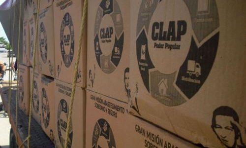 Ejecutivo prevé arribar progresivamente a seis millones de hogares con el CLAP ampliado