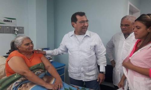 Adán Chávez: Cuba y Venezuela coinciden en luchas históricas por liberación de sus pueblos