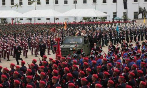 Presidente Maduro: Venezuela celebró su independencia y compromiso contra el injerencismo