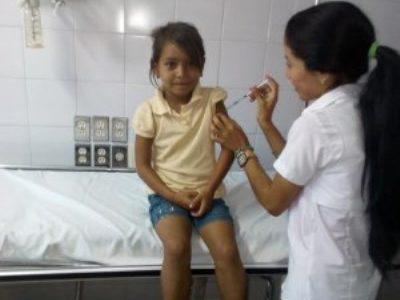 Campaña Nacional de Vacunación 2018 continuará en el mes de agosto