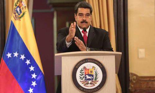 Maduro: Continuaremos por el camino de la paz resueltos a alcanzar la prosperidad
