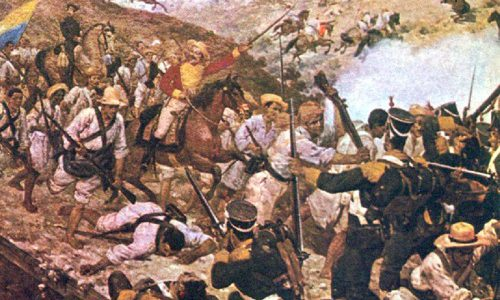 199 años de la Batalla de Boyacá