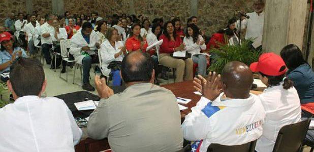Congreso Nacional Revolucionario de la Salud inicia este jueves