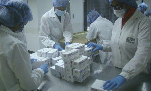 Arribaron a Espromed vacunas contra el meningococo, difteria y tétanos