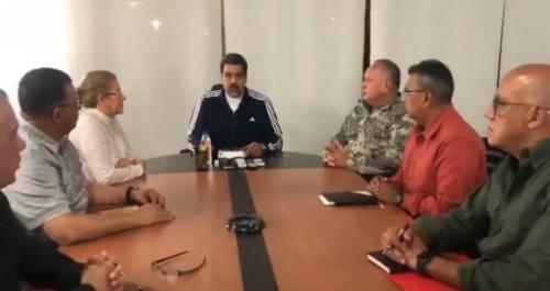 Presidente Maduro presentará en las próximas horas pruebas sobre vinculación de oligarquía colombiana en magnicidio