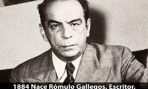 Presidente Nicolás Maduro conmemora 134 años del nacimiento de Rómulo Gallegos