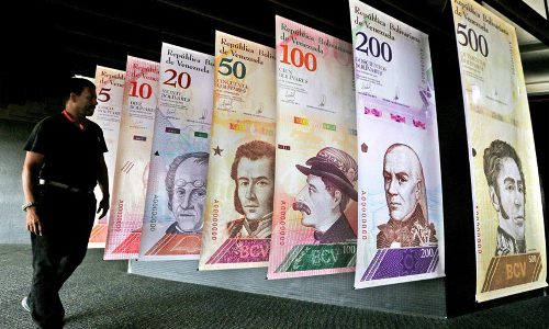 Ruta de la reconversión monetaria: Fechas claves y servicios bancarios