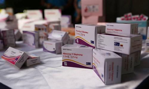 71.027 unidades de medicamentos entregarán en Nueva Esparta a través del 0800-SaludYa