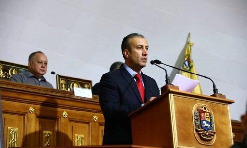 Gobierno Nacional entregó a la ANC propuesta derogatoria del Régimen de Ilícitos Cambiarios