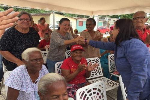 Gobierno Nacional construye primer hospital del Adulto Mayor en Caracas