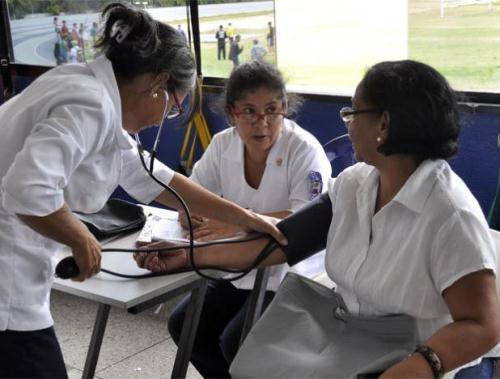 Jornada de salud atendió a 645 habitantes de Boca de Aroa