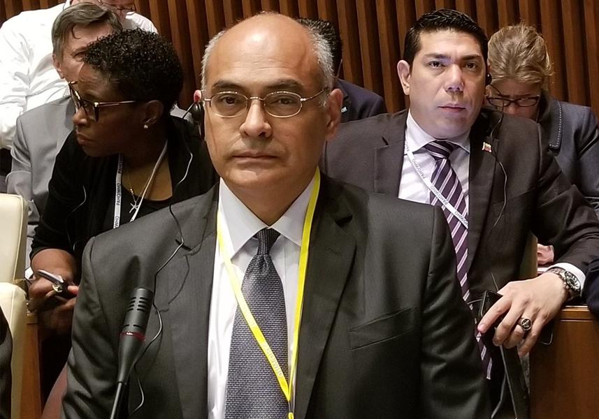 Venezuela participa en la 56º reunión de la Organización Panamericana de la Salud