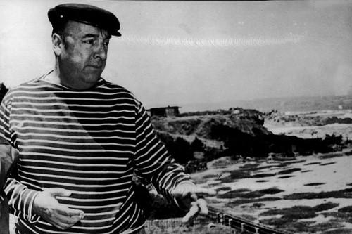 Hace 45 años falleció el poeta chileno Pablo Neruda ganador del premio Nobel de Literatura