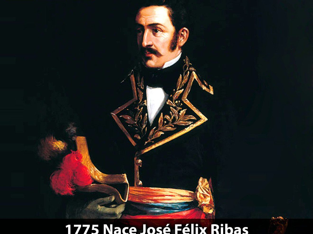 Tal día como hoy nació José Félix Ribas, prócer de la independencia de Venezuela