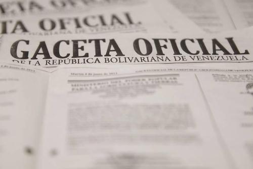 Oficializan en Gaceta aumento del salario mínimo