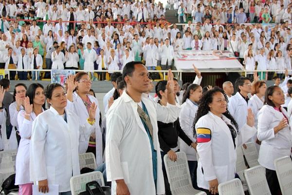 Más de 2 mil estudiantes de Medicina Integral Comunitaria se formarán en Monagas