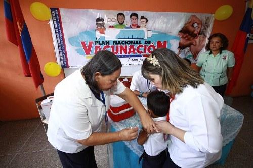 Plan de Vacunación impulsa operación remate en Monagas