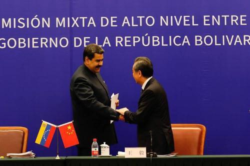 Venezuela y China firmaron 28 acuerdos de desarrollo estratégico compartido