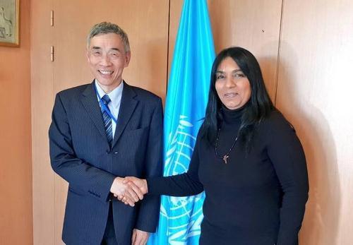 Fundalatin resalta programas sociales de la Revolución Bolivariana ante la Unesco