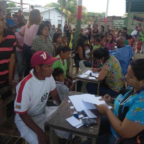 Gobierno del Zulia atendió más de 2 mil 800 casos de salud en la Sierra de Perijá