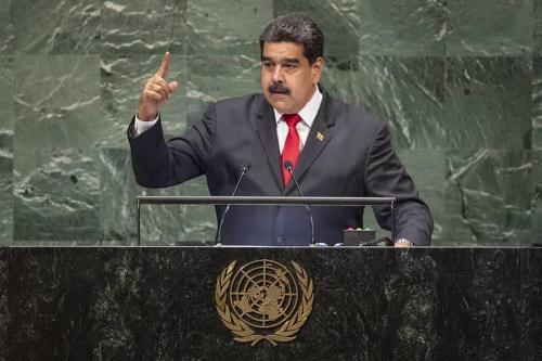 Presidente Nicolás Maduro está dispuesto a dialogar con Donald Trump