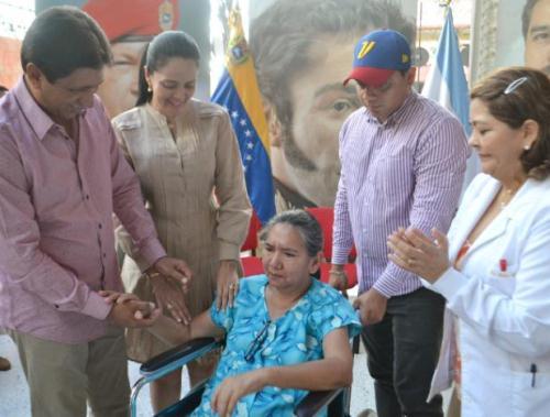 Fortalecen sistema de salud en Barinas