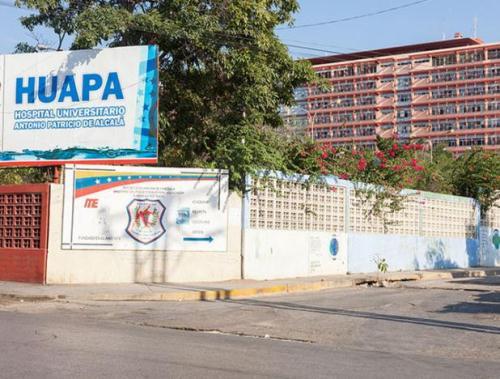 Gobierno de Sucre inició recuperación del hospital de Cumaná