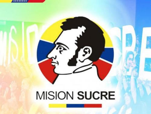 Misión Sucre cumple 15 años revolucionando la educación en el país