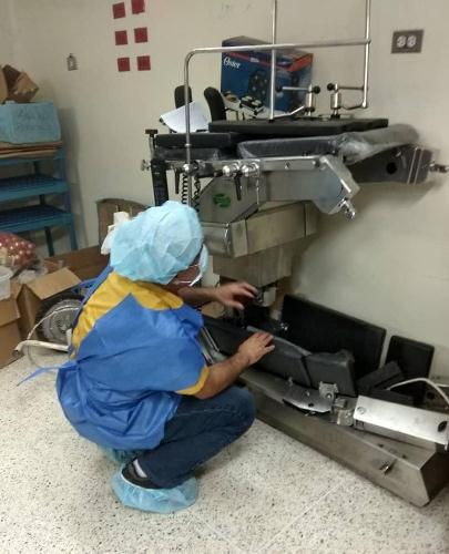 Hospitales de Caracas y Aragua reciben equipos y mantenimiento preventivo