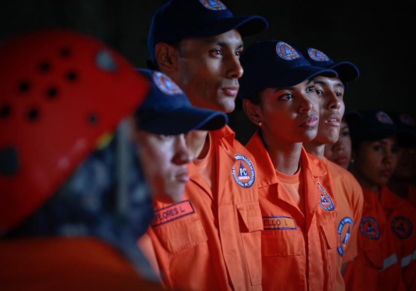 Presidente Maduro ordenó a Protección Civil y al CEO estar alerta ante lluvias