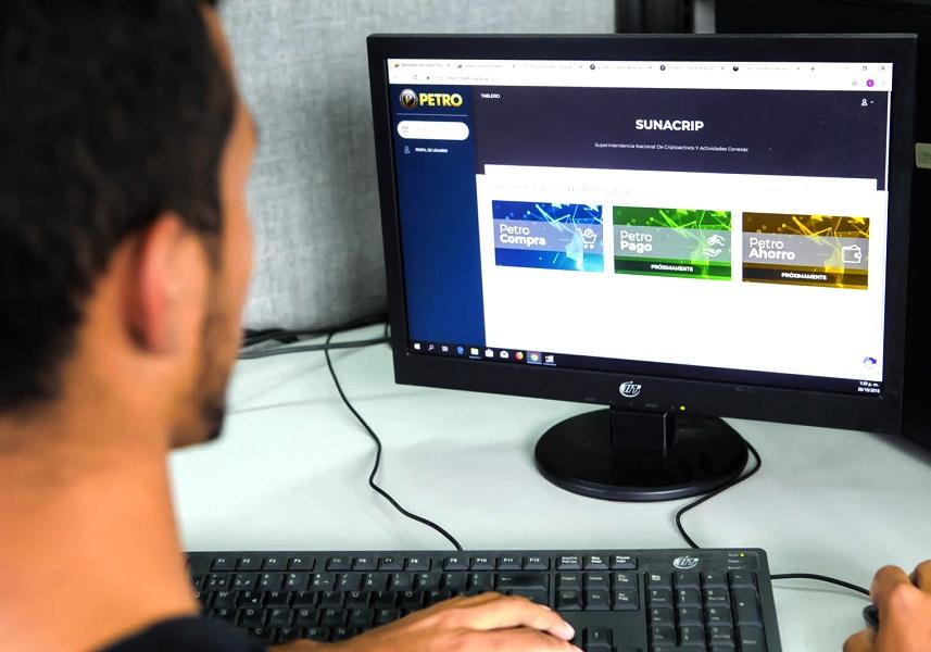 Conozca los pasos para registrarse en el portal web de El Petro