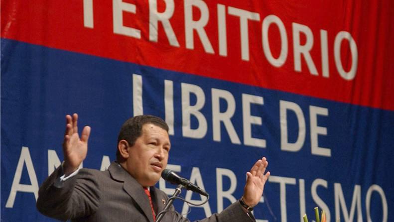 Maduro celebró aniversario de la erradicación del analfabetismo en Venezuela