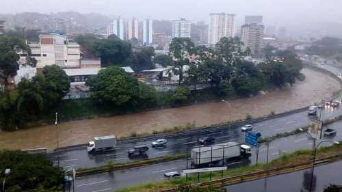 Continuación de inestabilidad atmosférica generará lluvias dispersas sobre gran parte del país este martes