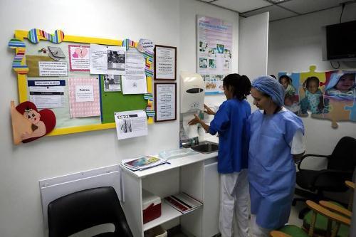 Hospital Universitario de Caracas activó plan estratégico para fortalecer los servicios