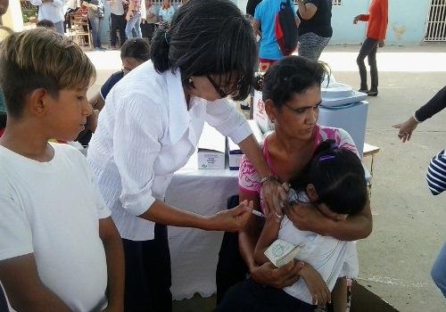 Programa Salud va a la Escuela ha atendido 2.500 centros educativos