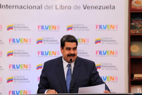 Aprobados Bs.S 50 millones para el Plan Nacional de Lectura Manuel Vadell
