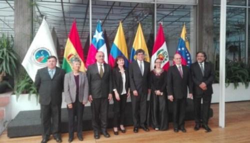 Países de región andina crearán programa para garantizar derecho a la salud de los migrantes