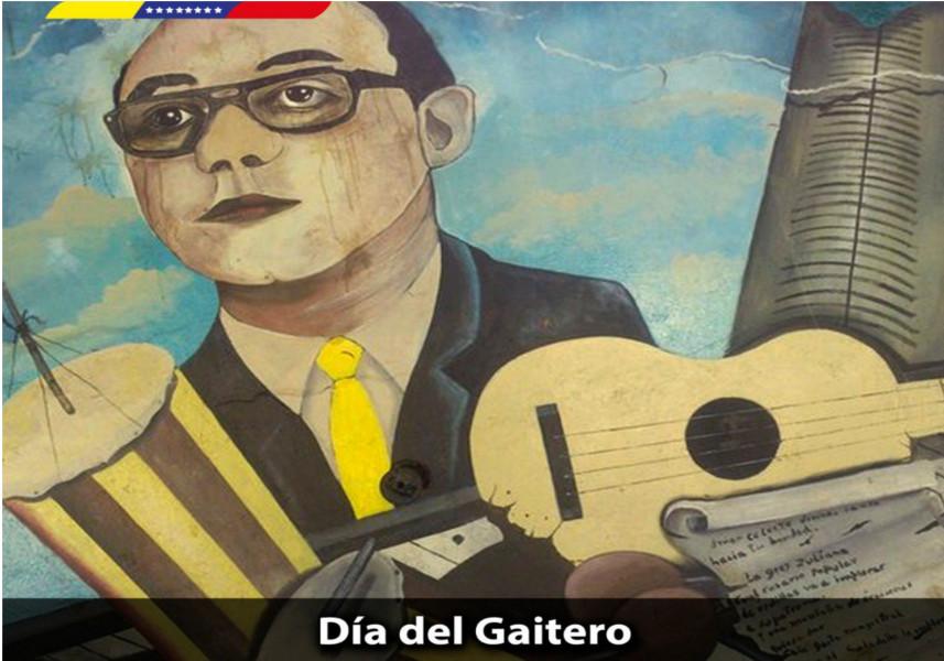 Presidente Maduro celebró el Día del Gaitero en homenaje a Ricardo Aguirre
