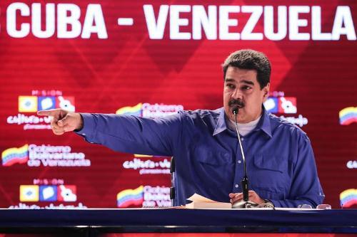 Maduro llama al ALBA y Petrocaribe a unir fuerzas en la construcción del socialismo