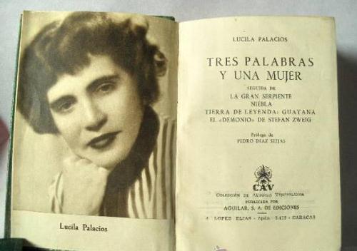 Lucila Palacios consagró su pluma a la defensa de la mujer
