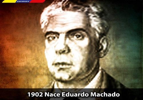 Jefe de Estado recordó a Eduardo Machado como motivación para los revolucionarios