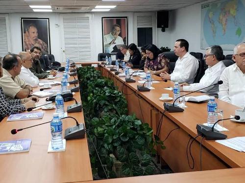 Venezuela y Cuba fortalecen cooperación para el desarrollo tecnológico y productivo en salud