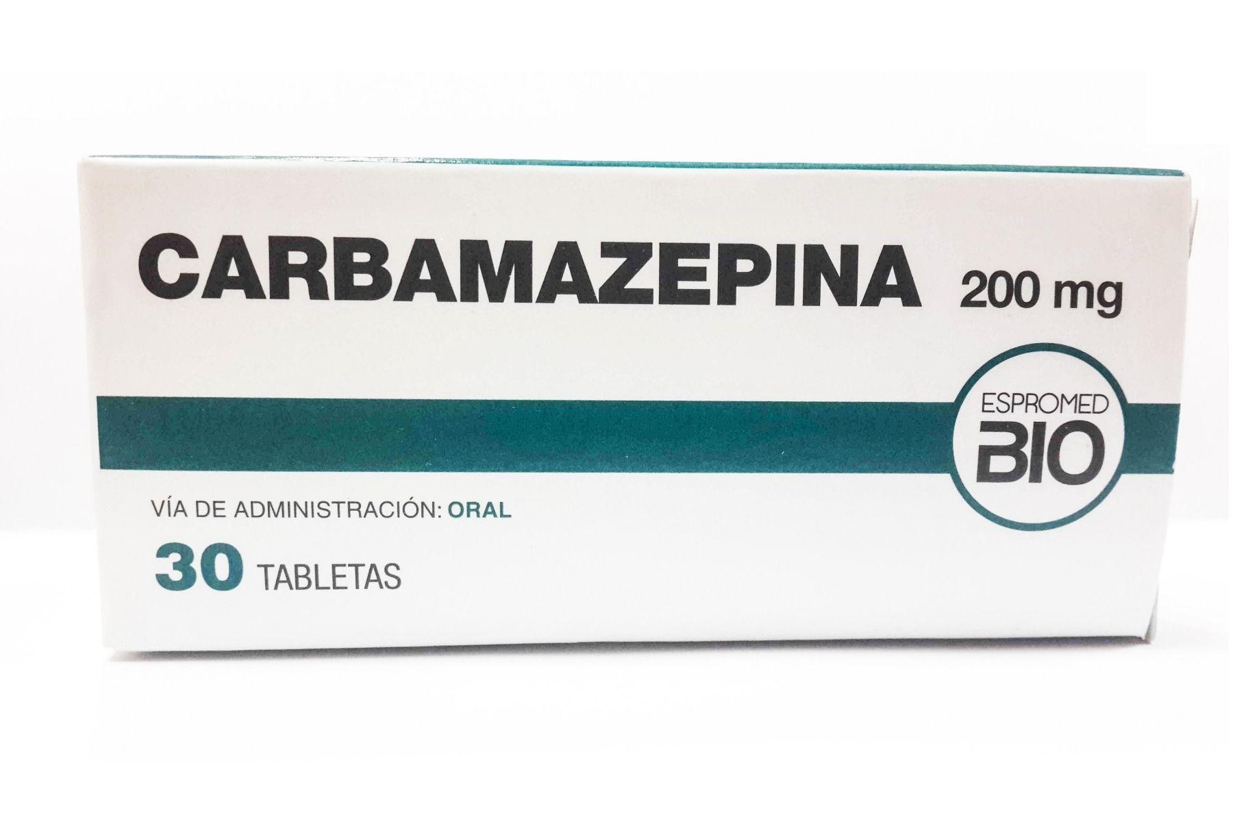 CARBAMAZEPINA espromed nueva