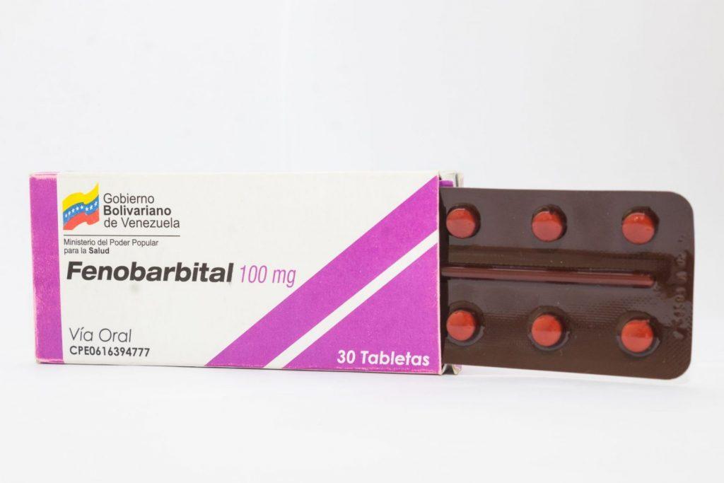 Fenobarbital 100 mg