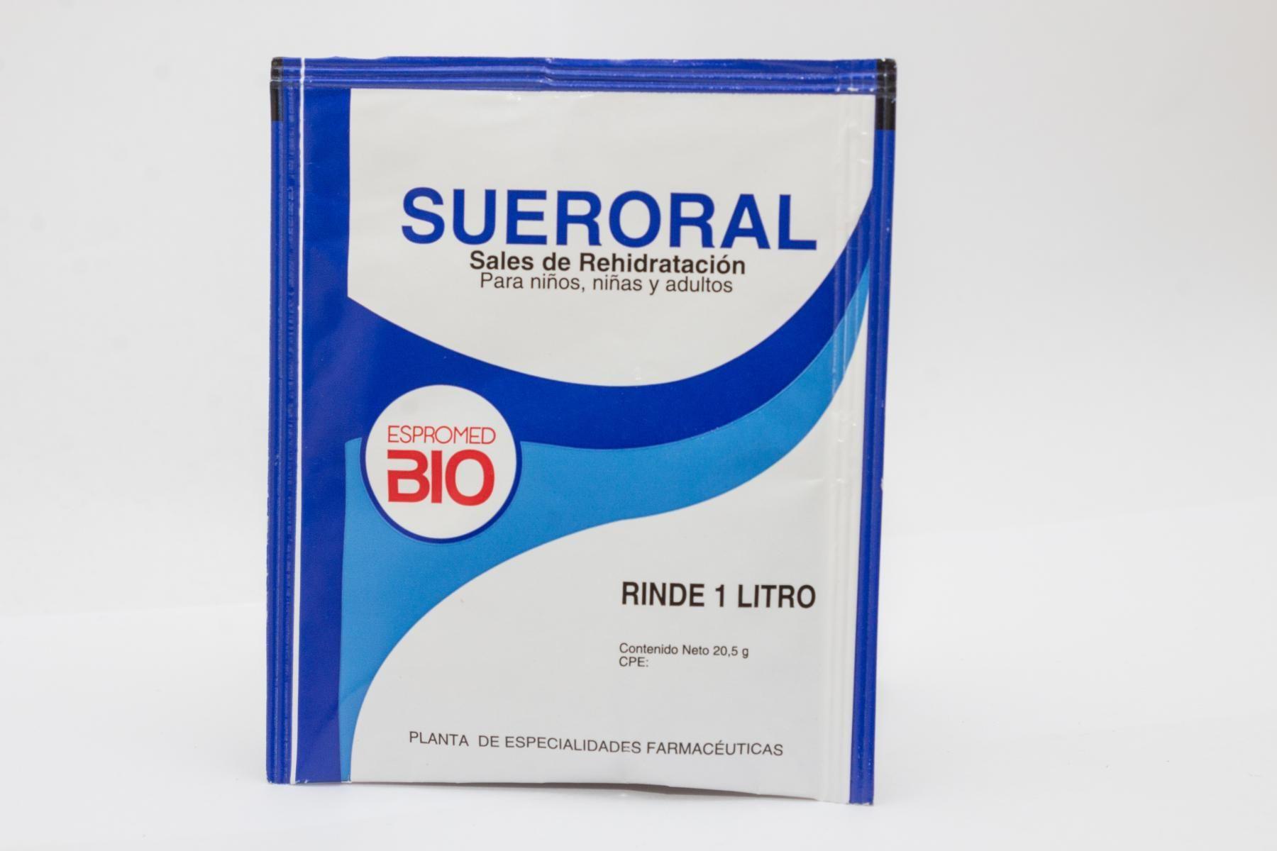 Espromed Bio - Suero oral